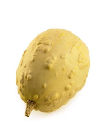 pus: zucca come un concetto di pelle con acne