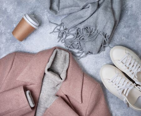 Womens warm clothes.