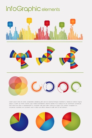 elements of Info Graphic