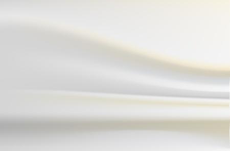 la perla de fondo de satén Foto de archivo