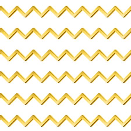 Gold pattern Illustration