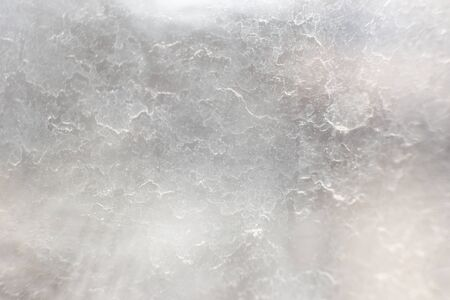 Some white soft marble texture. Close up. Copy space.