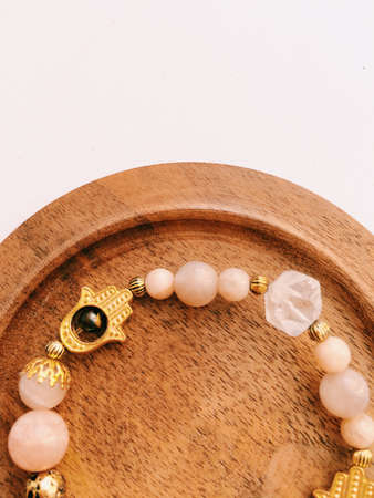 Boho Intention Bracelets, bracelet made of natural stones, Jewelry