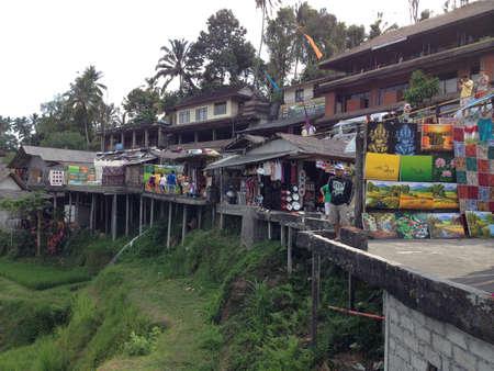 tegalalang: Tegalalang  Stock Photo