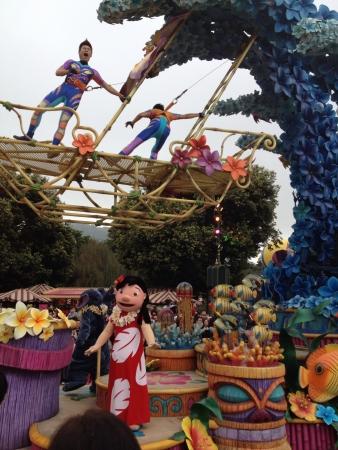 stitch: Hong Kong Disneyland