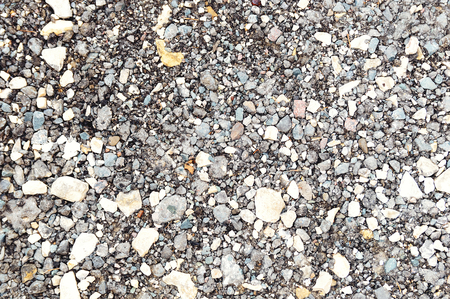 background made of a closeup of a pile of pebbles Stok Fotoğraf
