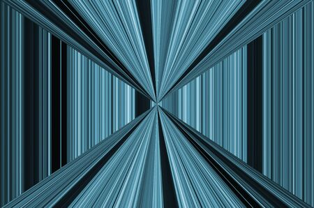 Abstract geometric striped background, blue color.