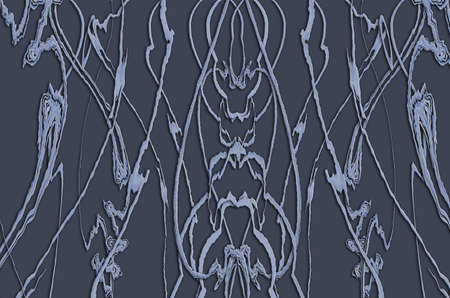 Abstract blue pattern. Background for design.