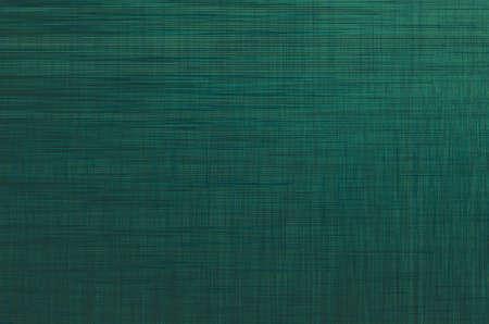 Imitation of fabric texture. Green simple background. Standard-Bild