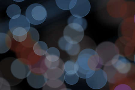 Abstract twinkled lights background with bokeh defocused lights. Valentines Day, Party, Christmas background.