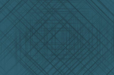 Blue geometric background. Abstract backdrop for design.