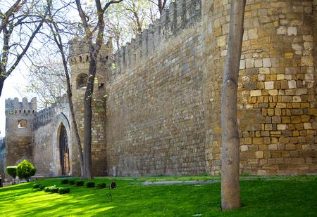 baku: Maidens Tower in Baku