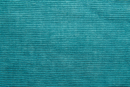 ribbed: Ribbed green blue corduroy texture background