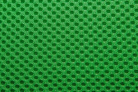 ポリエステル生地のテクスチャ背景。プラスチックの織り生地パターン