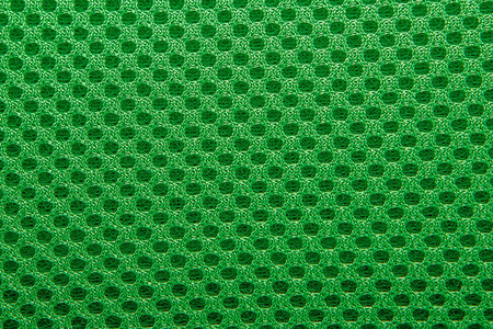 Texture background of polyester fabric. Plastic weave fabric pattern Stock Photo