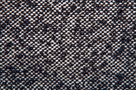 tweed: Grey tweed like texture, gray wool pattern, textured salt and pepper style black and white melange upholstery. Fabric background copy space