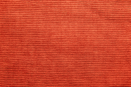 corduroy: Ribbed Coral color corduroy texture background