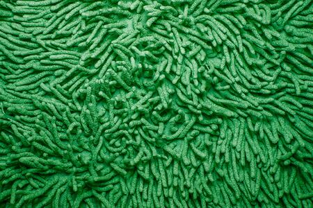 absorb: Texture of absorb cotton fabric. Soft carpet texture background Stock Photo