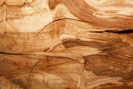 Texture di sfondo di legno naturale. Close up sezione di tronco d'albero. vecchio ceppo di albero trama di sfondo