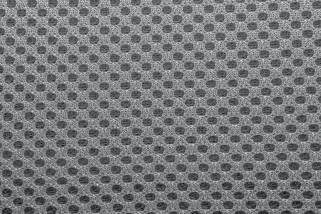 sports clothing: Texture background of polyester fabric. Plastic weave fabric pattern Stock Photo