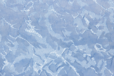 furnishings: blue Fabric blind curtain texture background can use for backdrop or cover