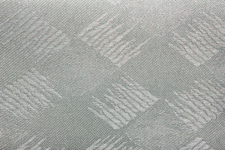 Grey Fabric blind curtain texture background can use for backdrop or cover