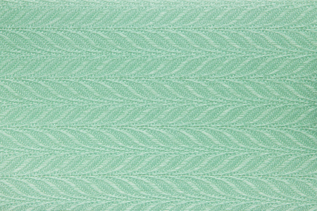 jalousie: Green Fabric blind curtain texture background can use for backdrop or cover Stock Photo
