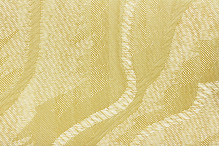 furnishings: yellow Fabric blind curtain texture background can use for backdrop or cover