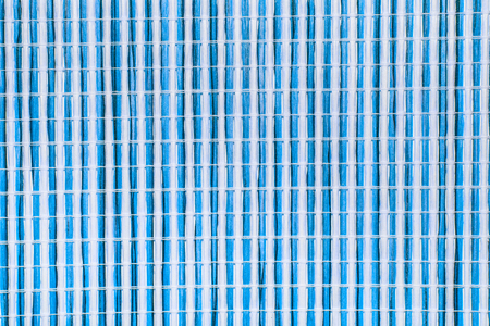 jalousie: Blue Paper mat texture background can use for vertical curtain