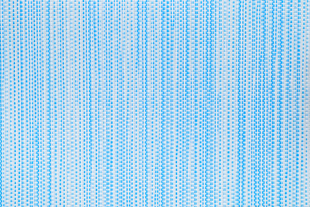 Blue Fiberglass mat texture background can use for vertical curtain Stock Photo