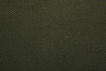 cotton fabric: green twill weave fabric pattern texture background closeup