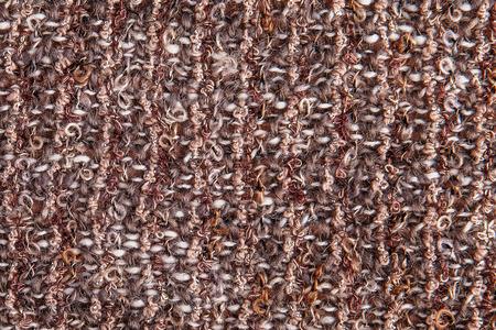 lurex: Texture background of melange boucle fabric with lurex thread Stock Photo
