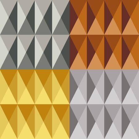 seamless metal: Metal seamless pattern Illustration
