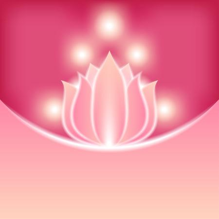reiki: fiore rosa sfondo sfocato