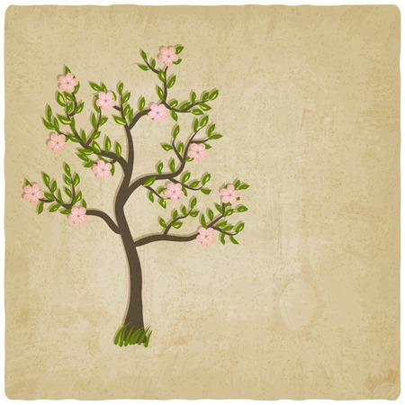 peach blossom: pink flowers blossom tree