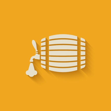 beer barrel: beer barrel background