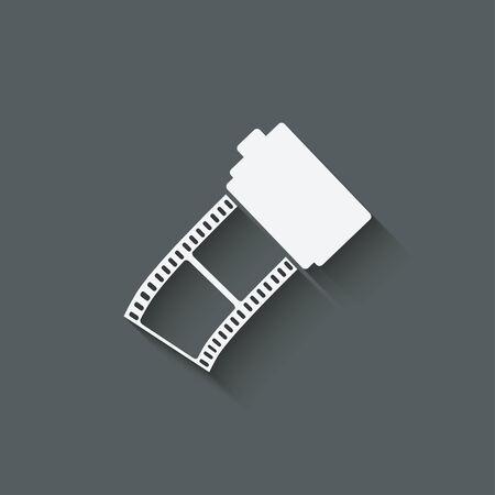 camera film: camera film roll
