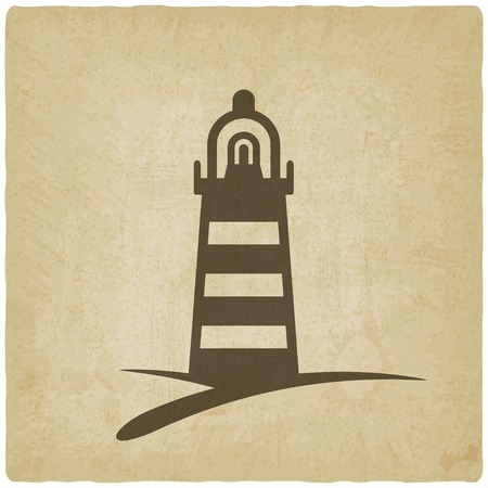 to navigate: beacon navigate symbol old background