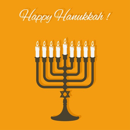 hanukah: Happy Hanukkah card