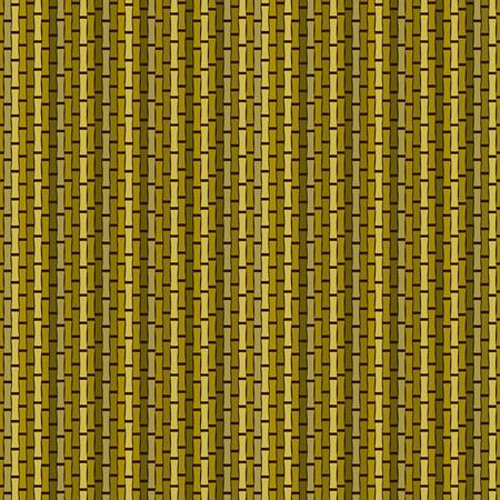 wicker: bamboo seamless pattern. vector illustration - eps 8