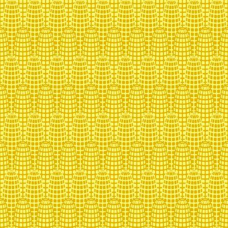 yellow corn: yellow corn seamless pattern.