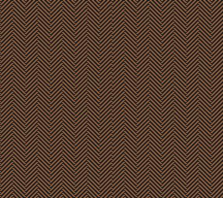 Brown herringbone tweed seamless pattern. Vector illustration Vecteurs