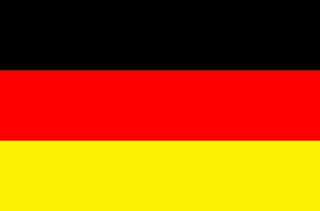 bandera alemania: Alemania de ilustraci�n vectorial Vectores