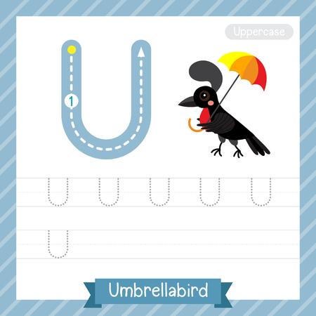 Letter Ein Großbuchstaben-Übungs-Arbeitsblatt Mit Ameise Für Kinder ...