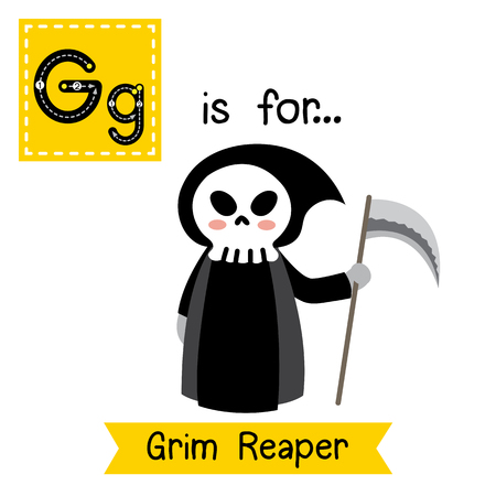 Clip Art Grim Reaper Stock Photos And Images - 123RF