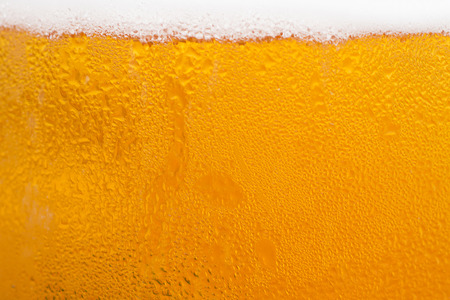 Beer texture background