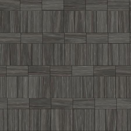 parquet: Seamless dark wood parquet texture illustration.