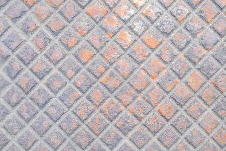 crack pipe: rust on drain cap