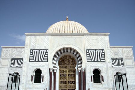 mausoleum: Mausoleum of Habib Bourgiba in Monastir, Tunisia