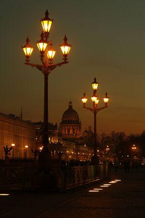 the federation: Travel-Saint-Petersburg, Isakievskiy, Russian Federation Stock Photo